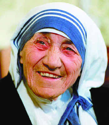 Мать Тереза о Жизни