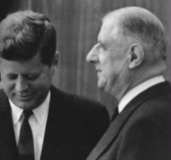 Американский доллар и генерал де Голль