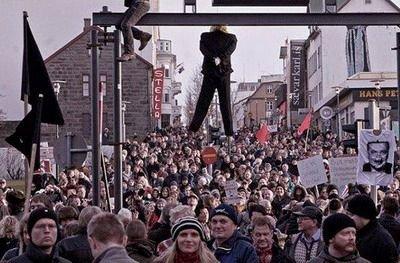 Удивительная мирная исландская революция