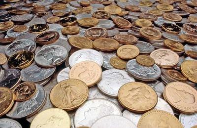 Штаты вводят золото и серебро как законное платежное средство