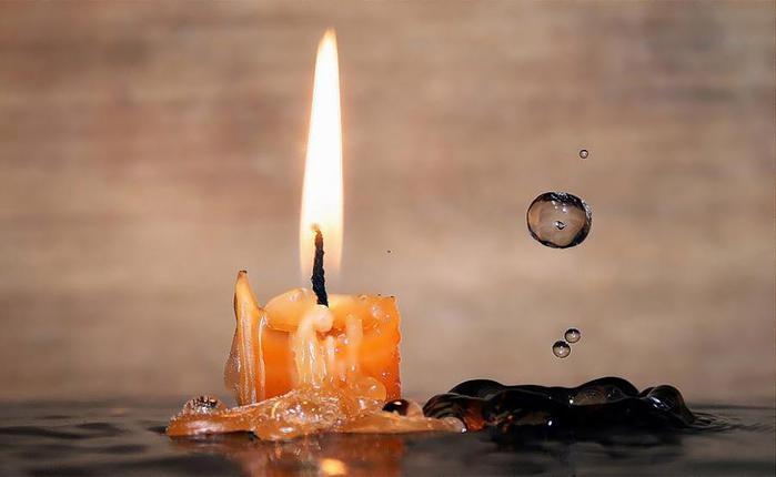 Неугасимый светильник нирваны
