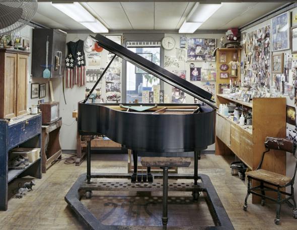 Настройка роялей и пианино