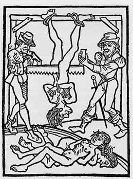 """казнь в """"просвещённой Европе"""""""