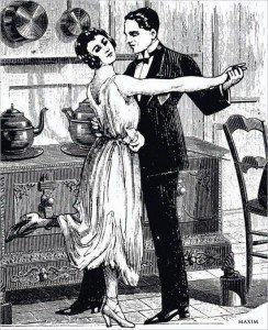 танцевать от печки