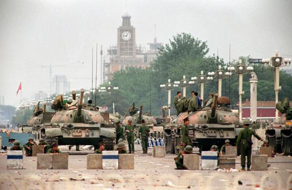 Военные окружили периметр