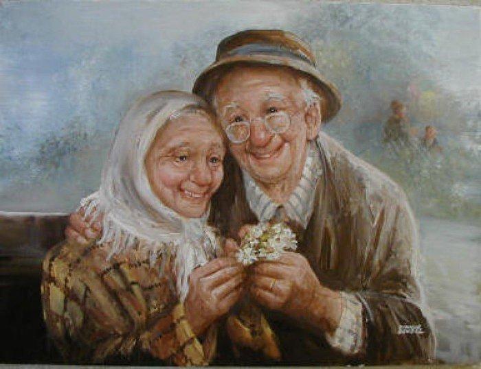 Самые сильные люди - любящие лишь одного человека на протяжении жизни.