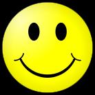 Смайлик-улыбка