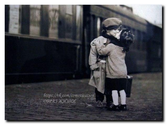 Идеальные отношения - это по-детски чистые чувства и по-взрослому серьёзные мечты...