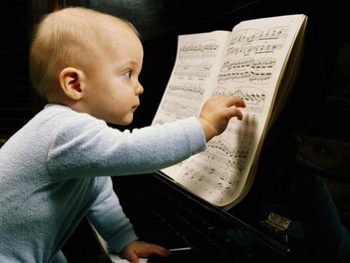 Музыка в жизни ребёнка