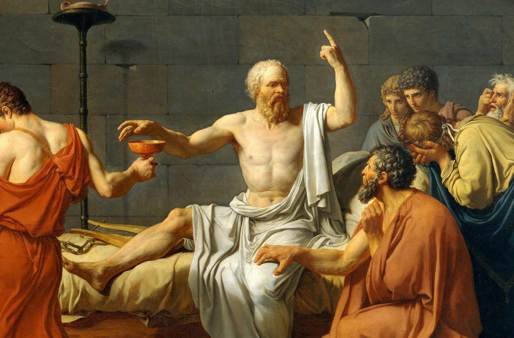 Парадоксы Сократа