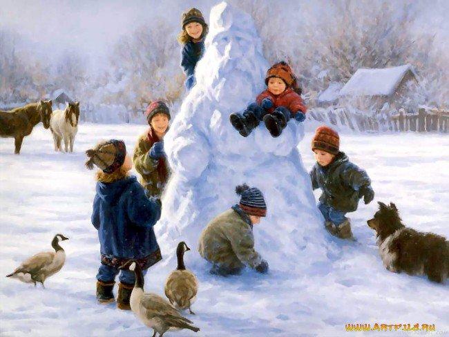 Детские забавы[www.ArtFile.ru]