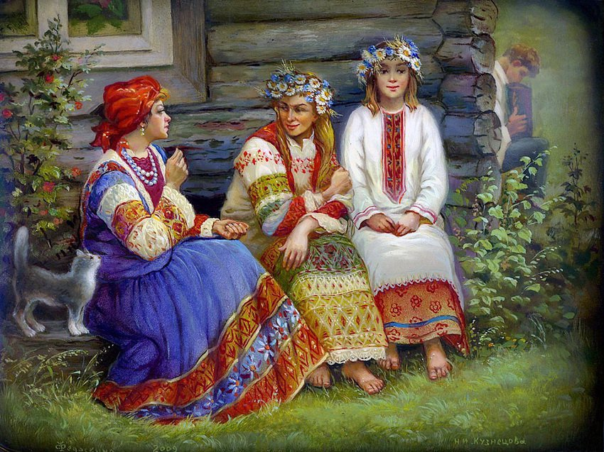 Старинные забытые слова русские