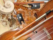 Изготовление струнно-смычковых инструментов и смычков
